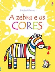 A zebra e as cores