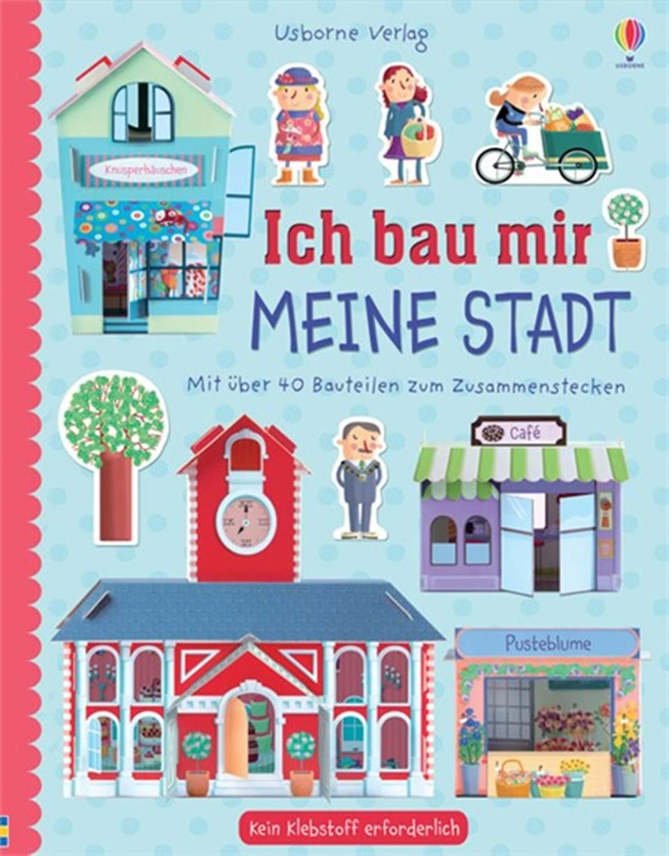ich bau mir meine stadt kinderb cher von usborne. Black Bedroom Furniture Sets. Home Design Ideas