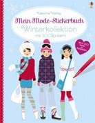 Mein Mode-Stickerbuch: Winterkollektion