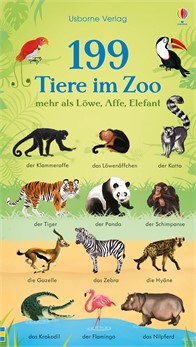 199 Tiere im Zoo
