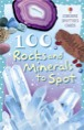 100 rocks and minerals to spot