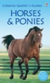 Spotter's Guides: Horses and ponies