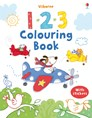 1 2 3 colouring book