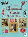 Classical music sticker book
