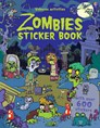 Zombies sticker book
