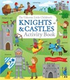 Little children's knights and castles activity book