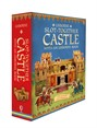 Slot-together castle with an Usborne book