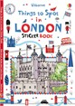 Things to spot in London sticker book