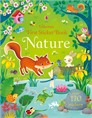 First sticker book: Nature