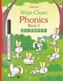 Wipe-clean phonics book 2