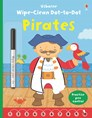 Wipe-clean dot-to-dot pirates