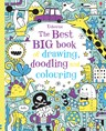 The best big book of drawing, doodling and colouring