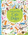 Look and find cats and dogs