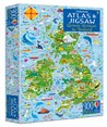 Great Britain and Ireland atlas and jigsaw