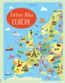Picture atlas of Europe