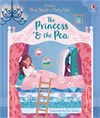 Peep inside a fairy tale: The Princess and the Pea