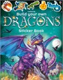 Build your own dragons sticker book