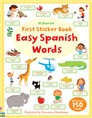 Easy Spanish words (Latin American edition)