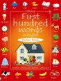 First hundred words in English sticker book (US edition)