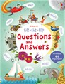 Lift-the-flap questions and answers