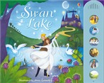 Swan Lake with musical sounds