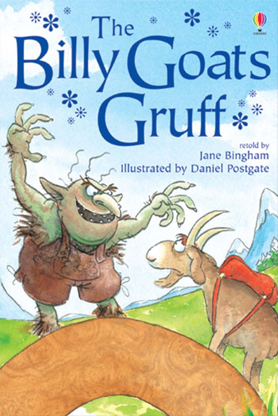 Worksheet Billy Goats Gruff Story billy goat gruff story laptuoso the goats at usborne books home
