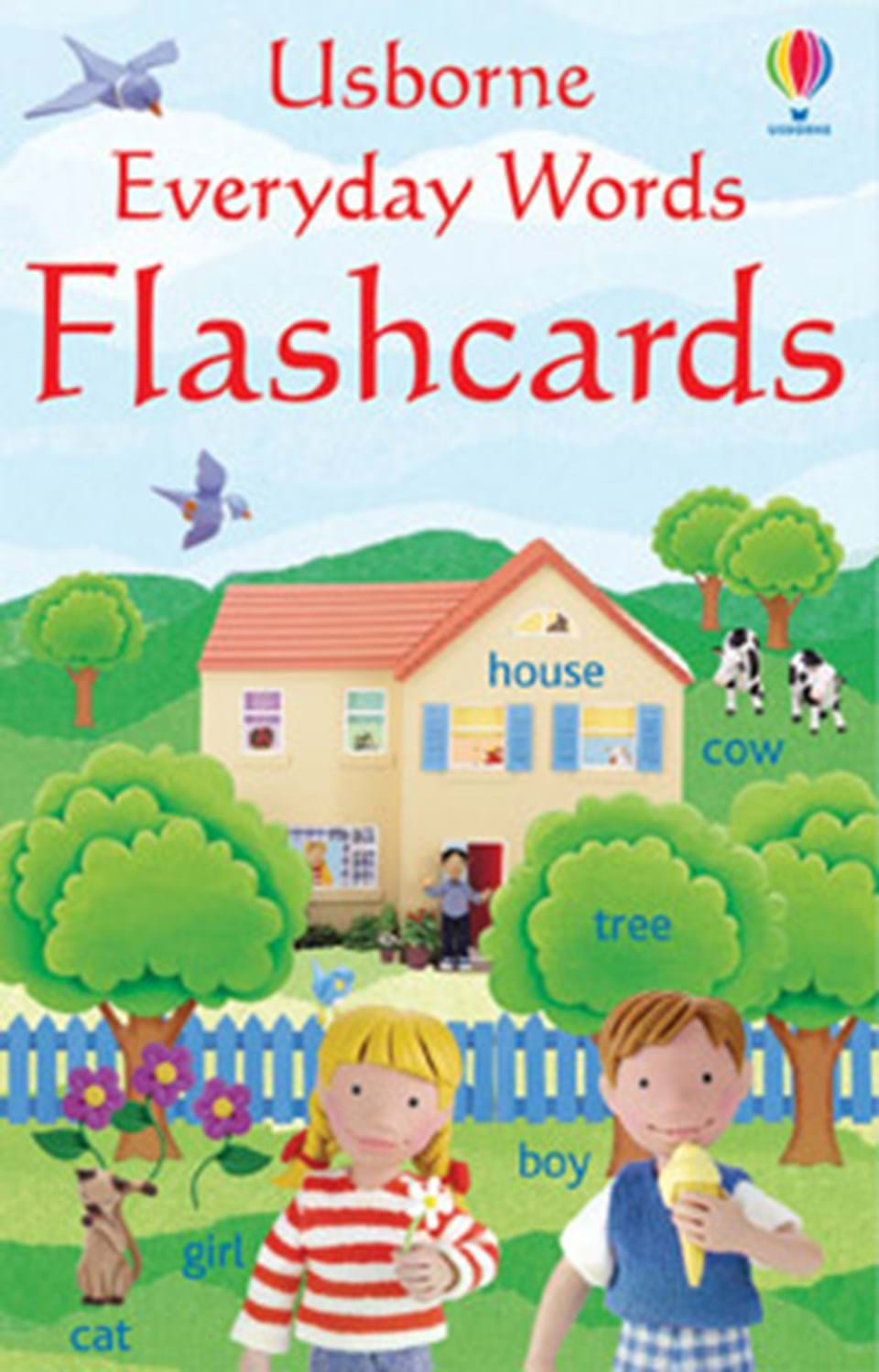 """Everyday Words flashcards"""" at Usborne Books at Home"""