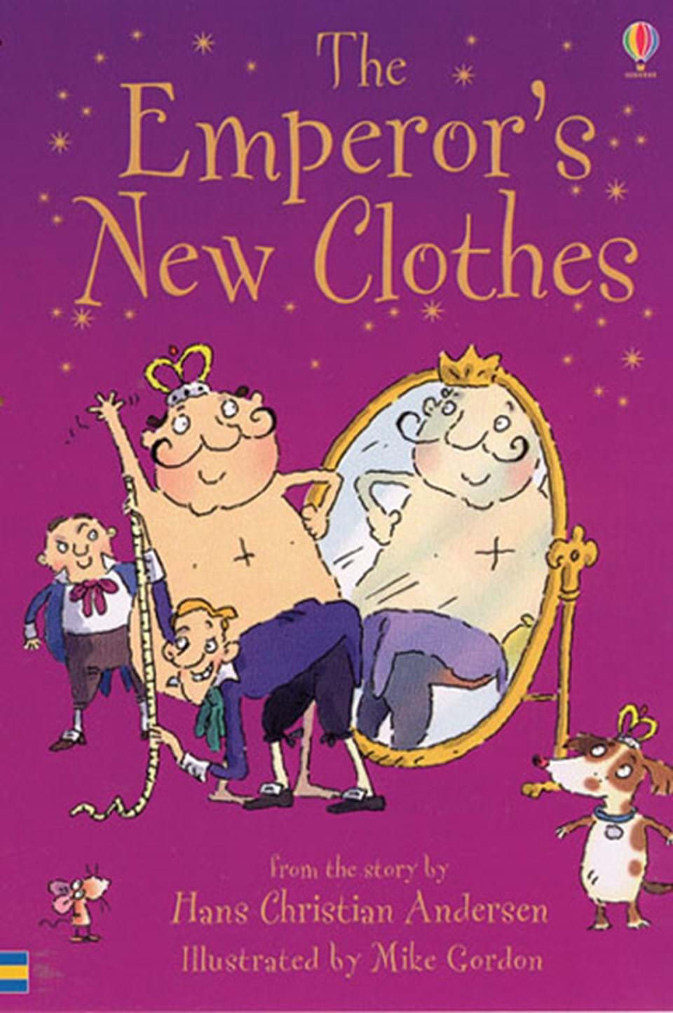 Emperor S New Clothes Printable Story