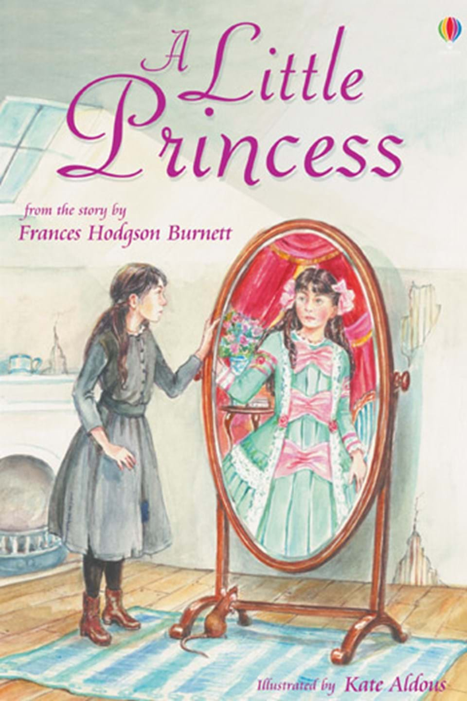 Hannah's Reading Reviews: A Little Princess (Adapted) |Little Princess Book