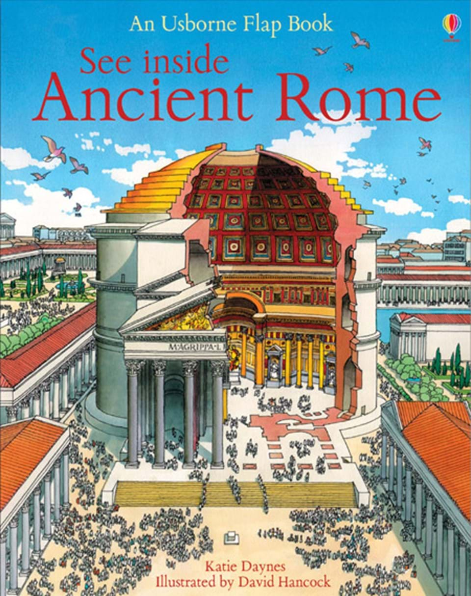 What was life like in ancient Rome?