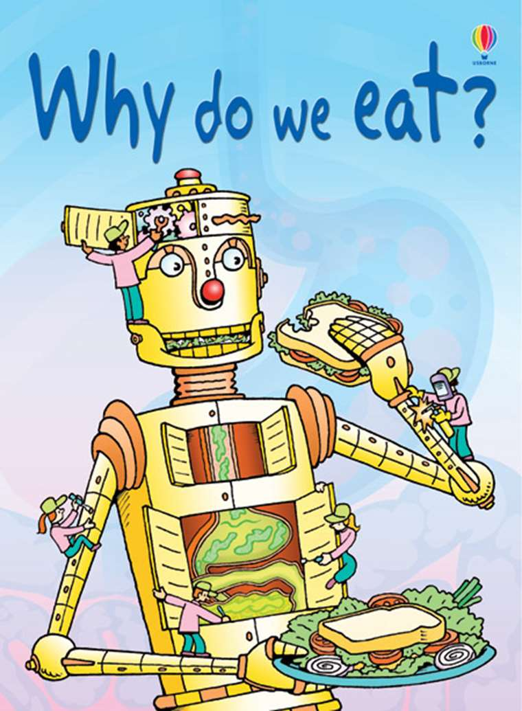 Why Do We Eat At Usborne Childrens Books