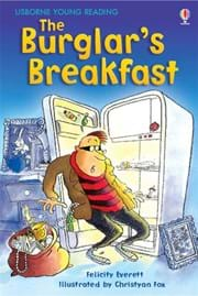 The burglar's breakfast