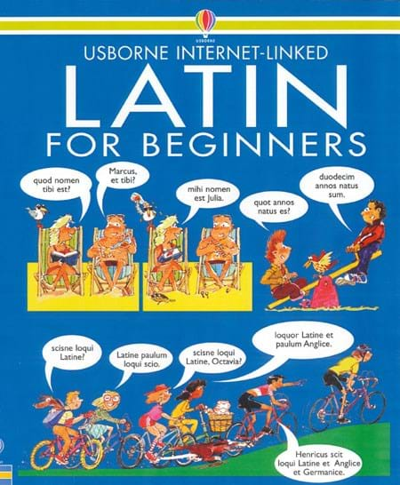"Latin for Beginners"" at Usborne Children's Books"