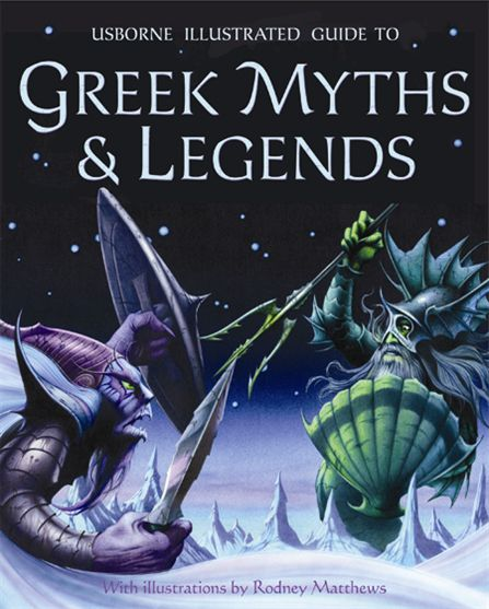"""Greek myths and legends"""" at Usborne Books at Home"""