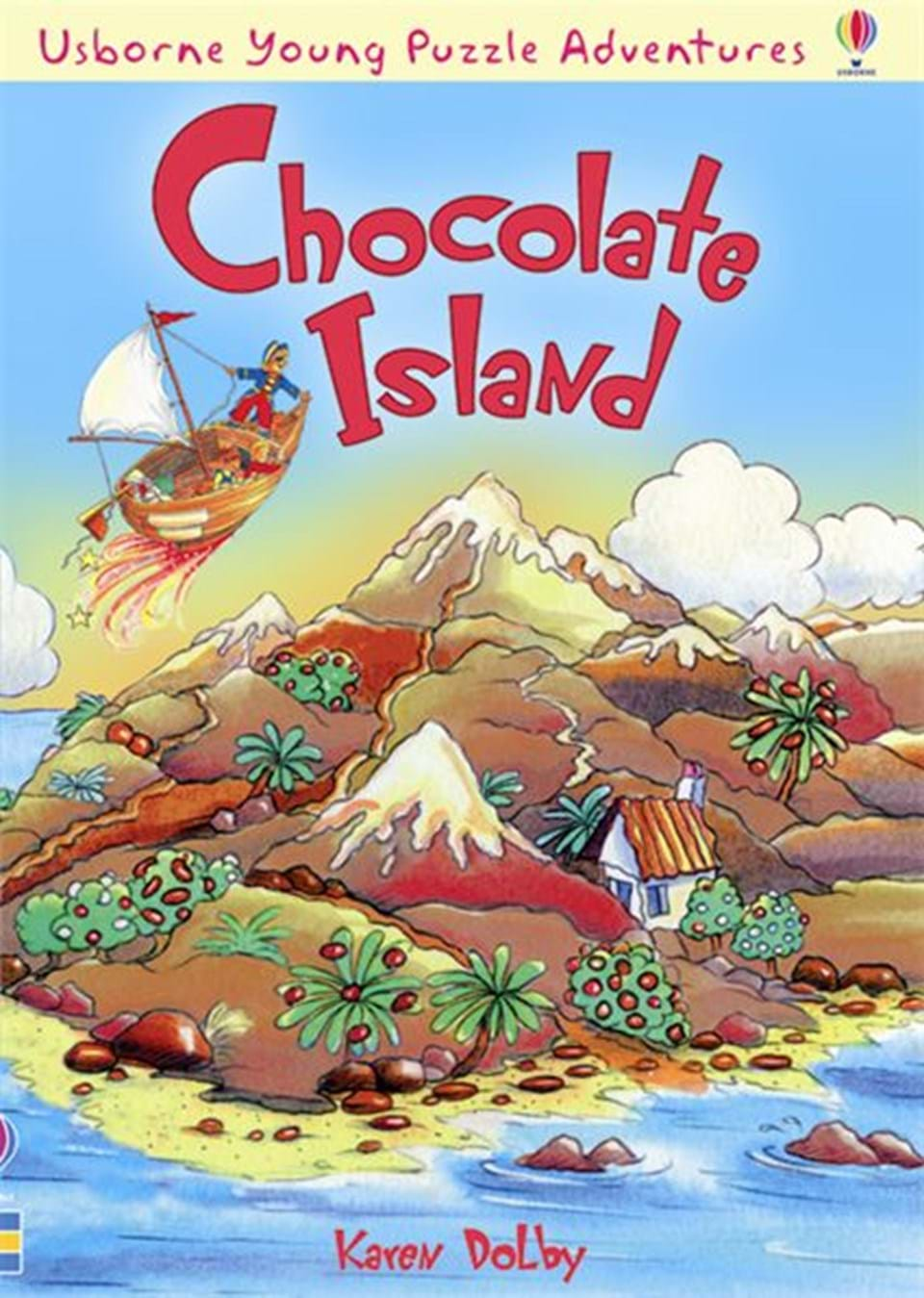 Chocolate Island Full Map