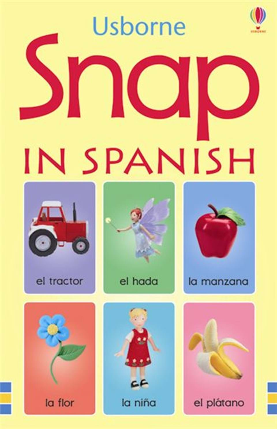"""Snap in Spanish"" at Usborne Books at Home"
