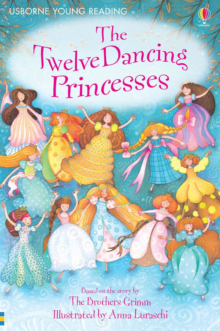Image result for twelve dancing princess