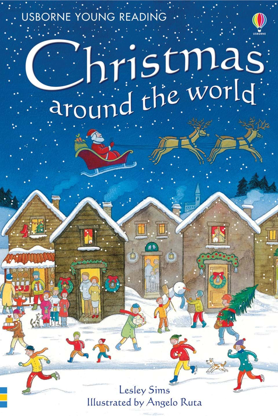 Christmas Around The World At Usborne Children S Books