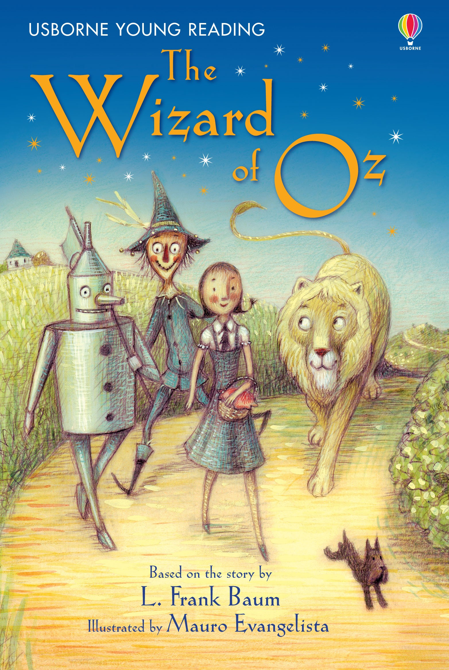 a summary of the wizard of oz by l frank baum Summary: does anyone not know l frank baum explains that he wrote the wonderful wizard of oz as a fairy tale for modern children.