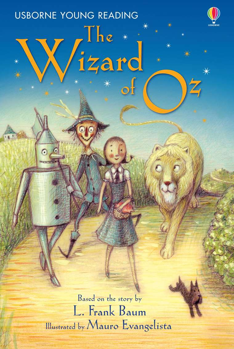 Image result for the wizard of oz usborne