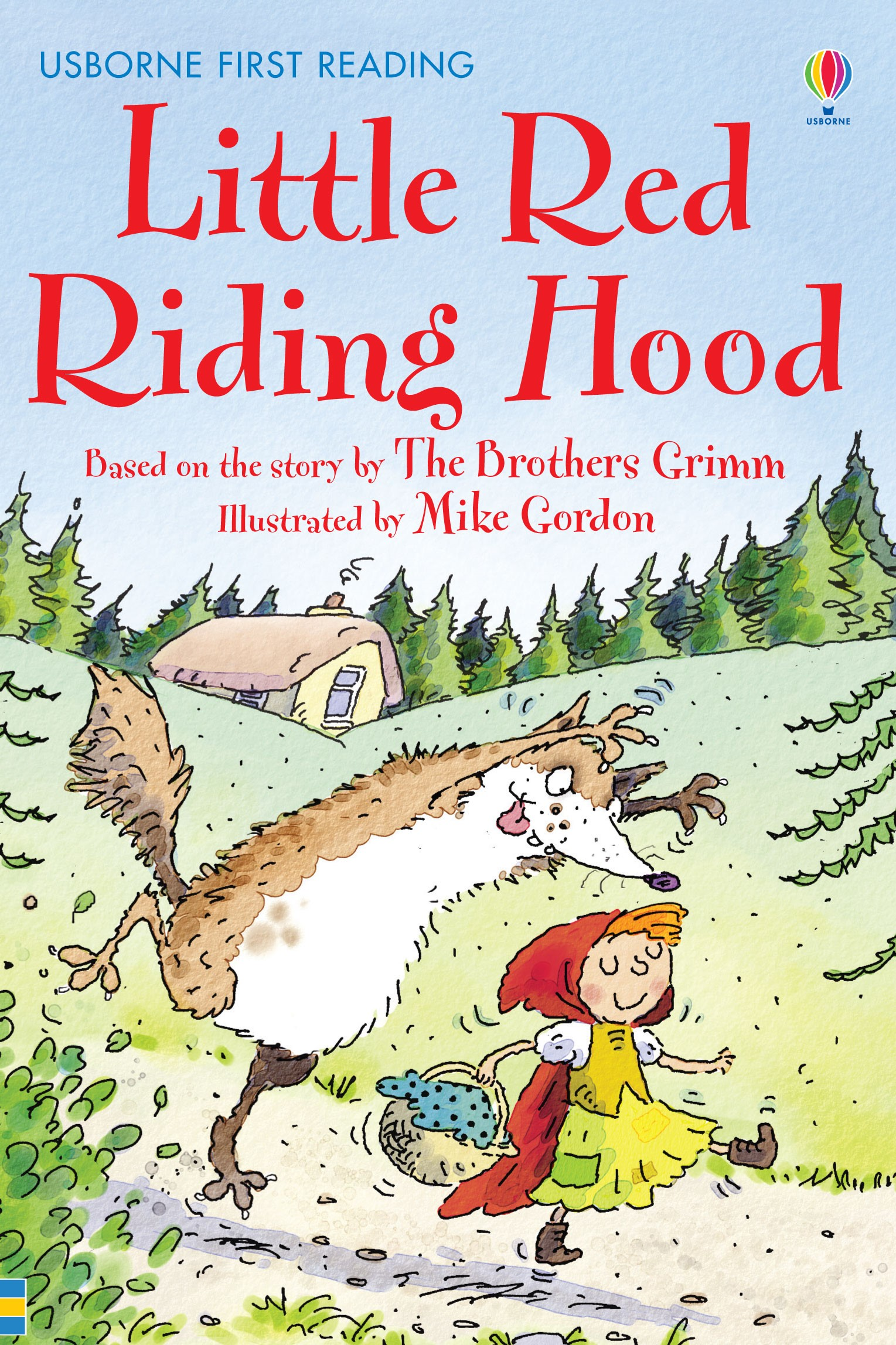 photo relating to Little Red Riding Hood Story Printable named Small Crimson Using Hood\u201d at Usborne Childrens Guides