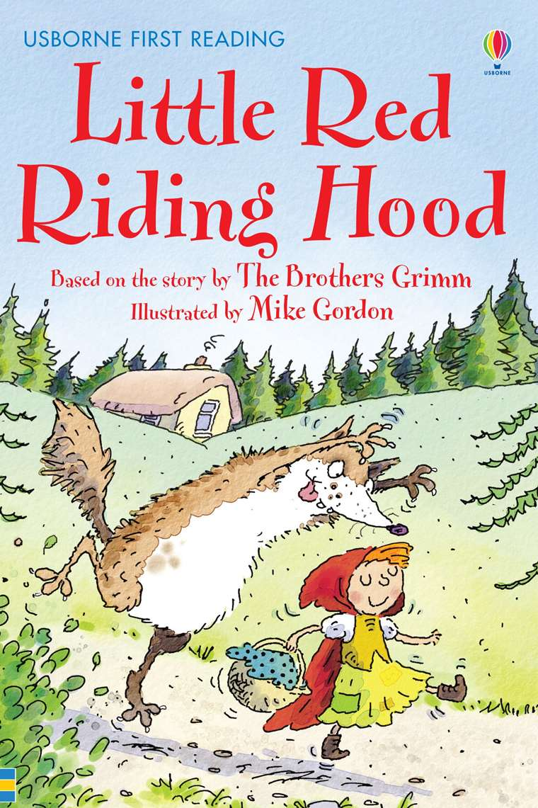 Little Red Riding Hood At Usborne Children S Books