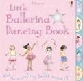 Little ballerina dancing book with dance-along CD