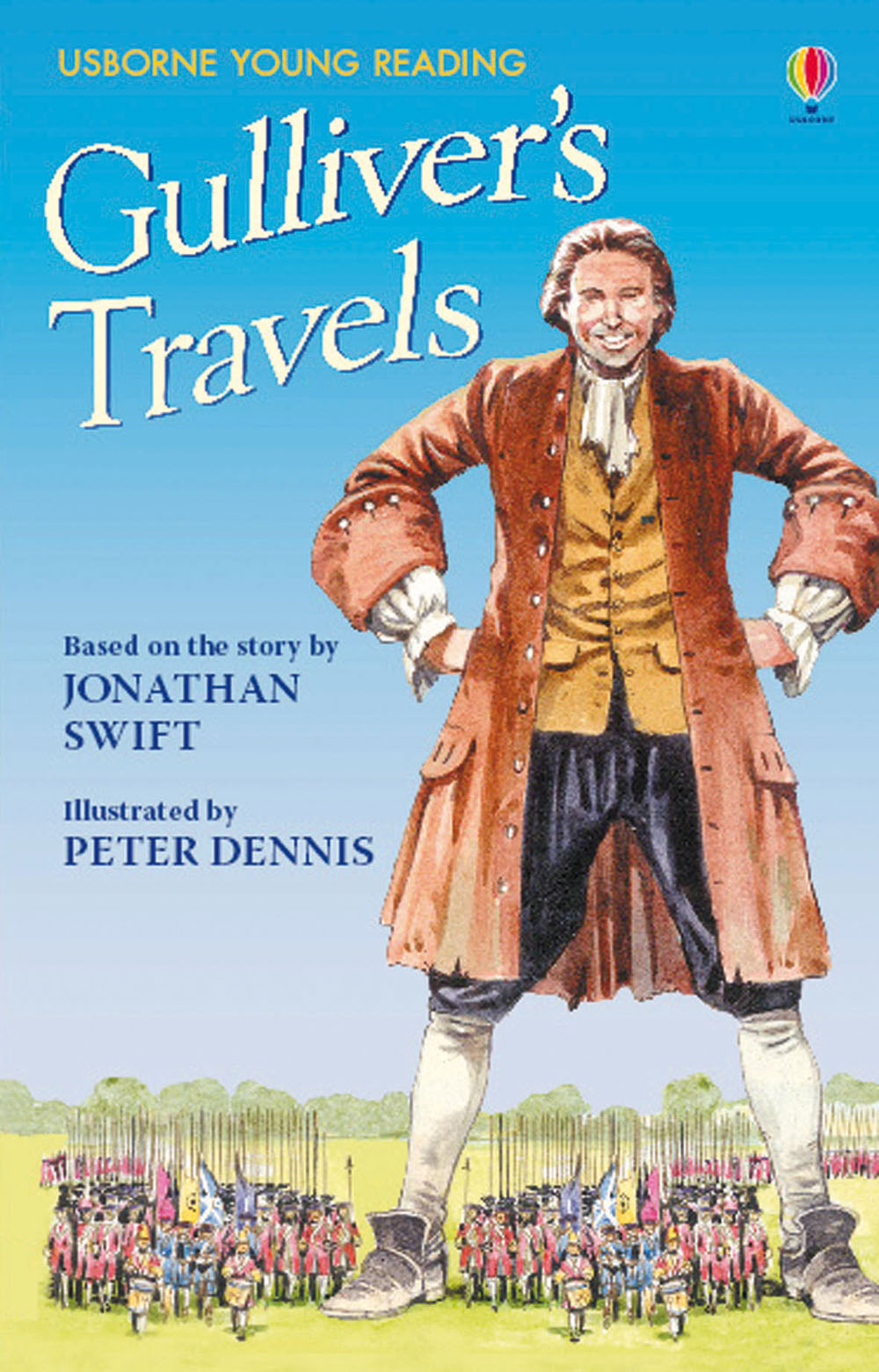 Gullivers Travels Picture Book