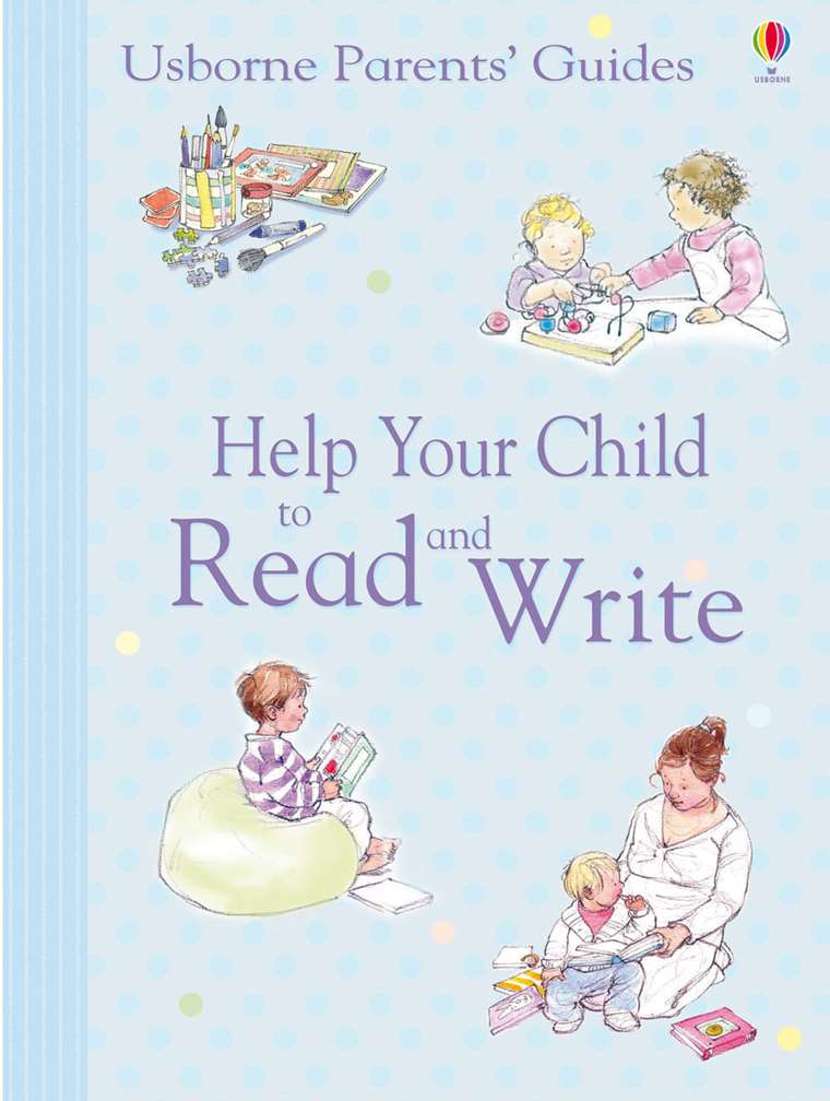 Help Your Child To Read And Write At Usborne Children S Books
