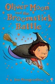 Oliver Moon and the Broomstick Battle