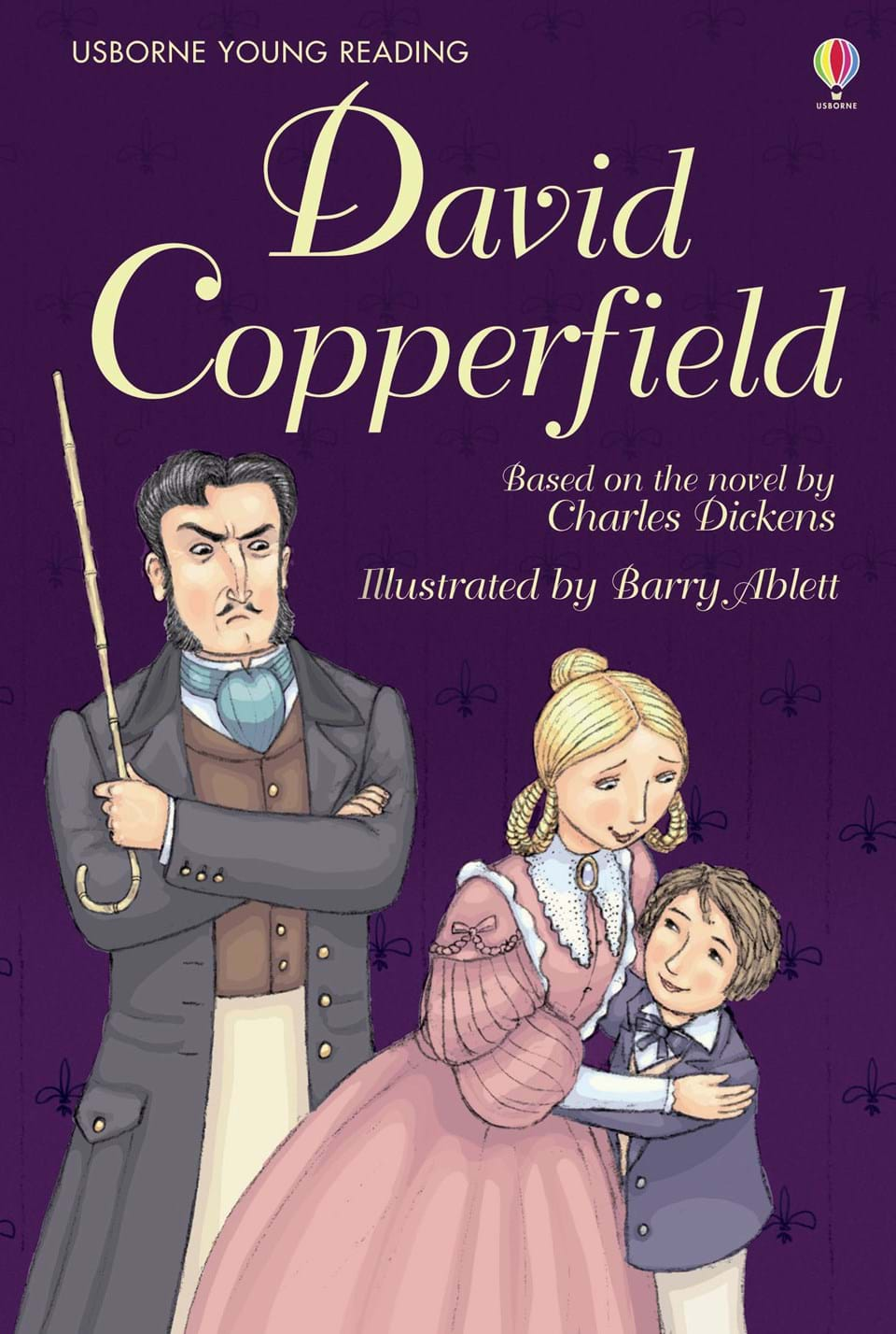 a review of charles dickens book david copperfield
