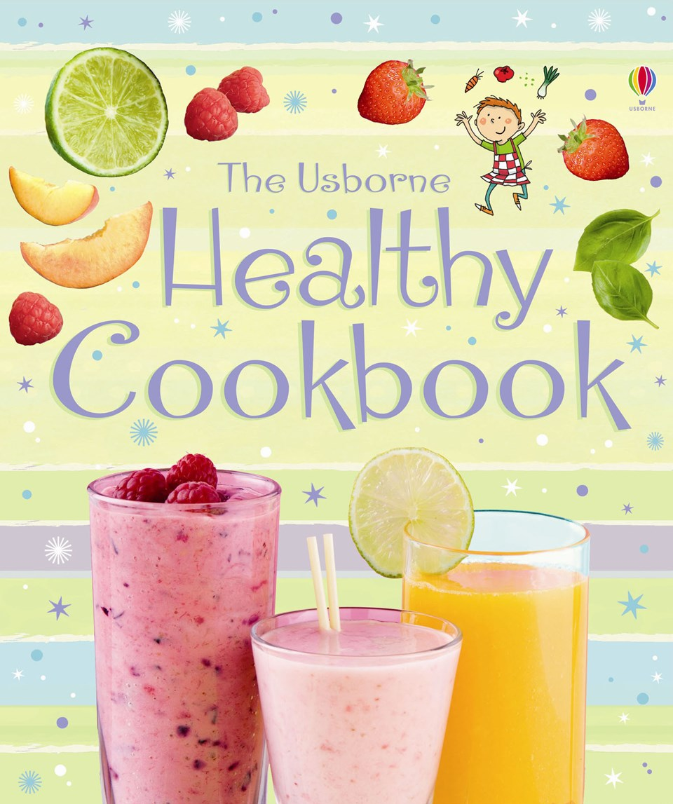 "Cookbook Covers For Kids ~ ""the usborne healthy cookbook at children s books"