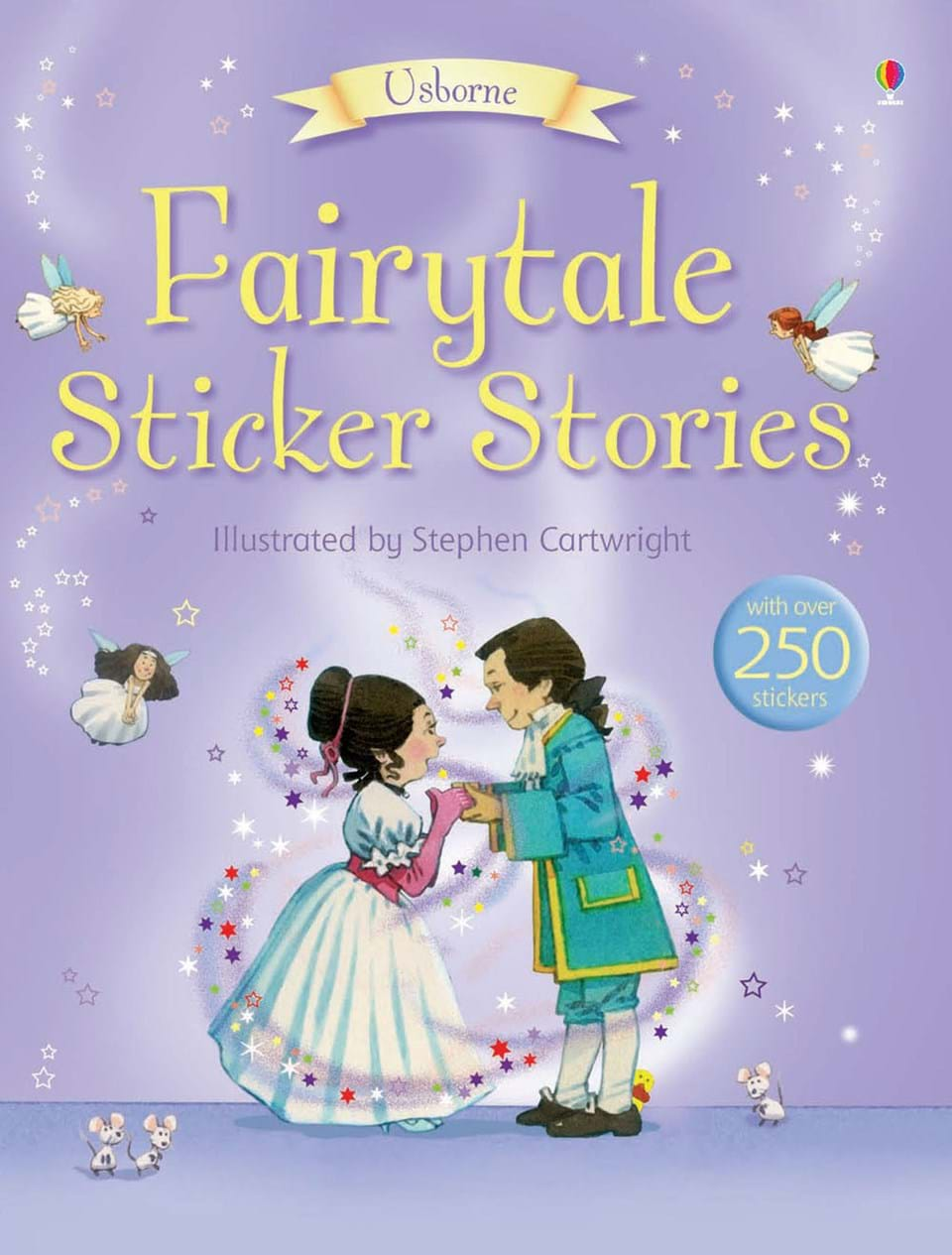 """Fairytale sticker stories"""" at Usborne Books at Home Organisers"""