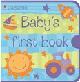 Baby's first book (blue)